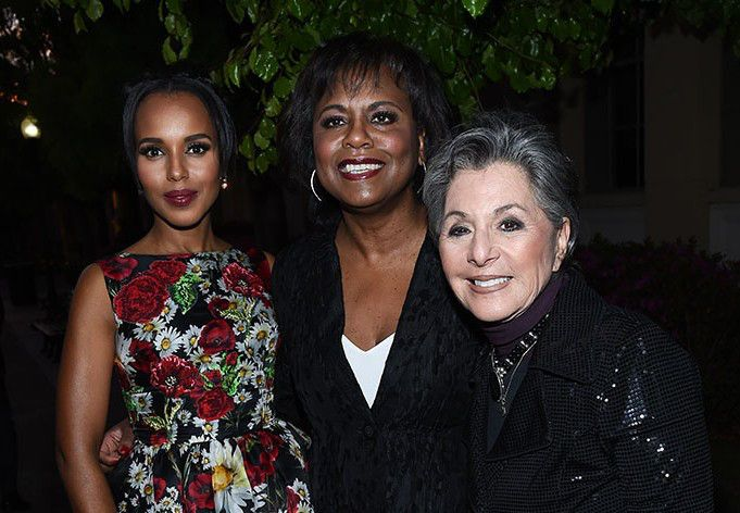 At HBO's 'Confirmation' Premiere, Barbara Boxer Credits Anita Hill for Senate Win