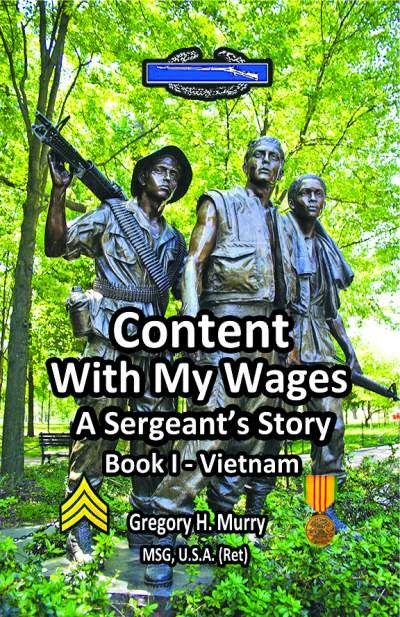 """Book: """"Content With My Wages"""""""