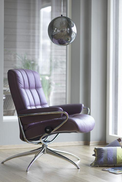 Entdecke Die Neuen Trendfarben Von Stressless Hier Der Sessel