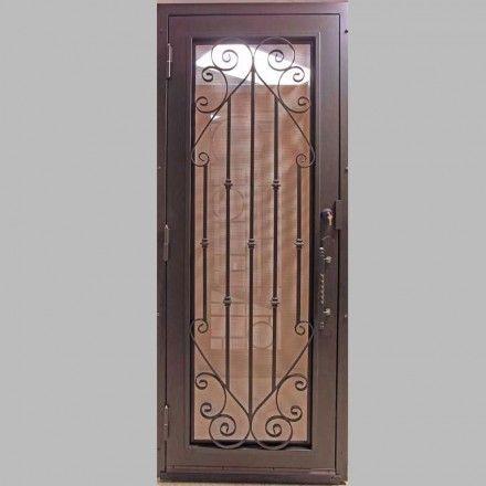 Sicilain Security Screen Door