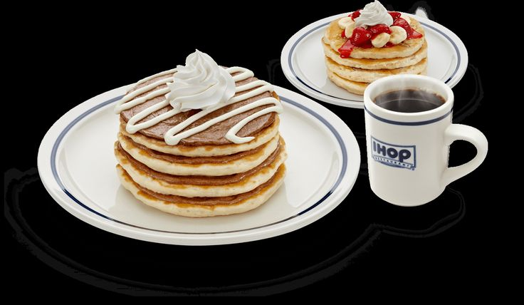 Whether you like your pancakes loaded with blueberries, topped with fresh banana slices or drizzled with syrup, our made-to-order pancakes are always a crowd-pleaser.