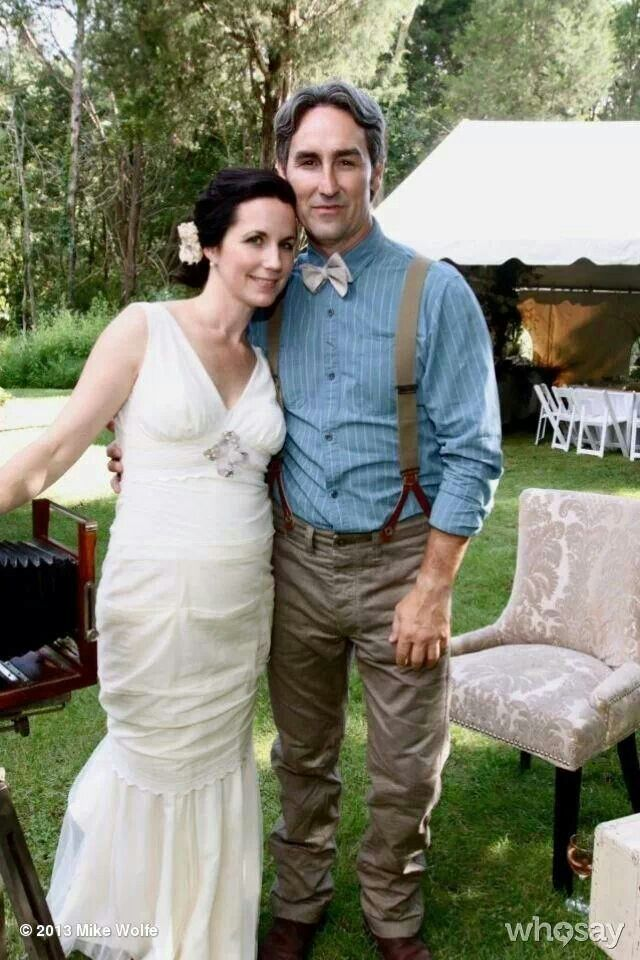 american pickers mike dating danielle Colby had been a close friend of mike wolfe for a decade before the concept of the show had even been developed  danielle colby american pickers site.