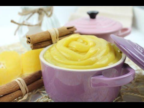 Crema pastelera sin huevo, sin leche y sin gluten (deliciosa y baja en calorías) - 500 ml. de bebida vegetal - 100 gr de azúcar = 11 gr. de edulcorante stevia - 50 gr. de maizena - 1 vaina de vainilla - 1 ramita de canela - Piel de 1 limón Si le añadís menos maizena (unos 30 gr. en lugar de 50), os quedará la consistencia de unas natillas.