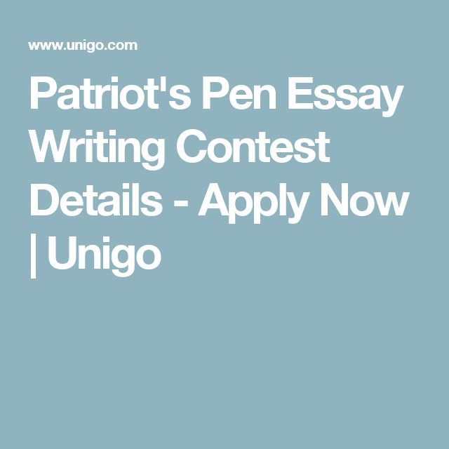 "patriotism essay contests 2017-2018 americanism essay contest what patriotism means to me eligibility: students, grades 7 through 12 deadline: december 1, 2017 requirements: 350 words or less about ""what patriotism."