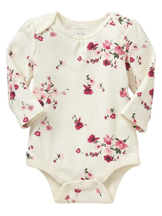 Girls Bodysuit by Gap Factory 0-2 yrs