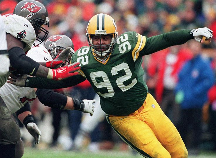 Reggie White, Green Bay Packers