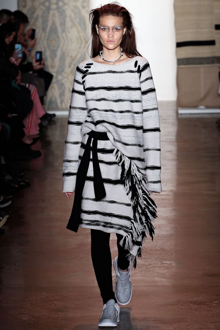 Baja East Fall 2015 Ready-to-Wear - Collection - Gallery - Style.com