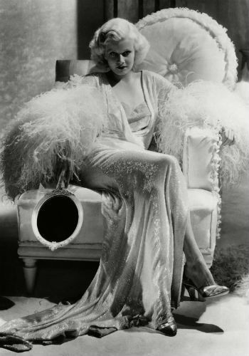 Jean Harlow, 'Dinner at Eight'