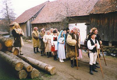 Betlehemezés | Néprajz - ünnepek és népszokások | Sulinet Tudásbázis