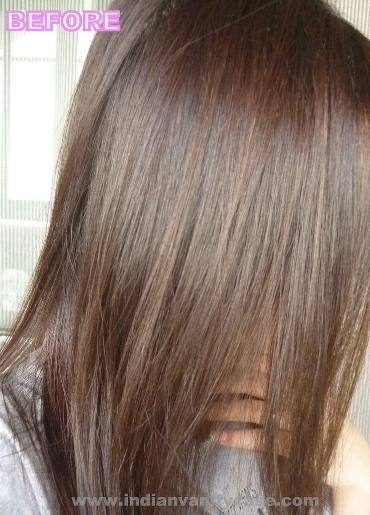 Level 6 Hair Color With Maple Highlights Photo  Dark Brown Hairs