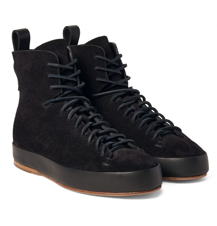 Feit Suede High Top Sneakers Sneakers Amp Boots In 2019 Mens Designer Shoes