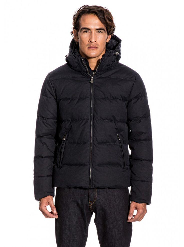 doudoune courte MEN AMIRAL Spoutnic Jacket Men - PYRENEX