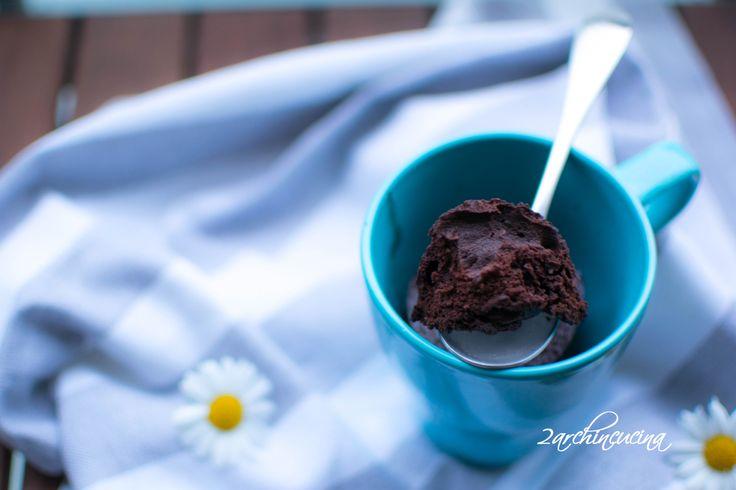 Mug cake - Torta in tazza 3 minute fast and easy recipe