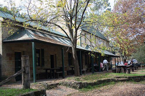 Settlers Arms Inn St Albans NSW Australia