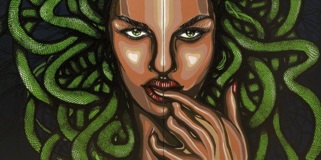 Medusa : lo spettatore colpito, ammirato e sedotto