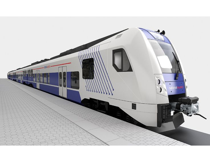 National Express selected for Nürnberg S-Bahn operating contract - National Express is to procure 38 five-car Škoda Transportation RegioPanter EMUs for the Nürnberg S-Bahn services.