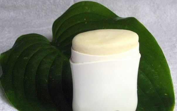 ✒ Рецепт приготовления натурального дезодоранта -сода пищевая – 25 г; -крахмал кукурузный – 15 г; -масло кокосовое – 30 г; -эфирные масла по желанию. Отмеряем и смешиваем соду и крахмал. Сода давно используется для предотвращения появления неприятного запаха пота, часто можно встретить действенные народные советы борьбы с чрезмерной потливостью – обрабатывать подмышечные впадины содой, немного смоченной водой. Сода создает щелочную среду, в которой невозможна жизнедеятельность бактерий…