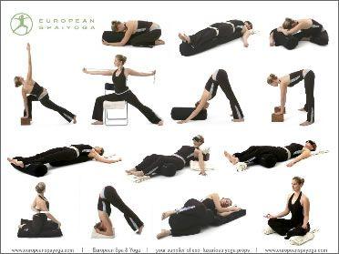 yoga props guide  yoga modifications  beginner