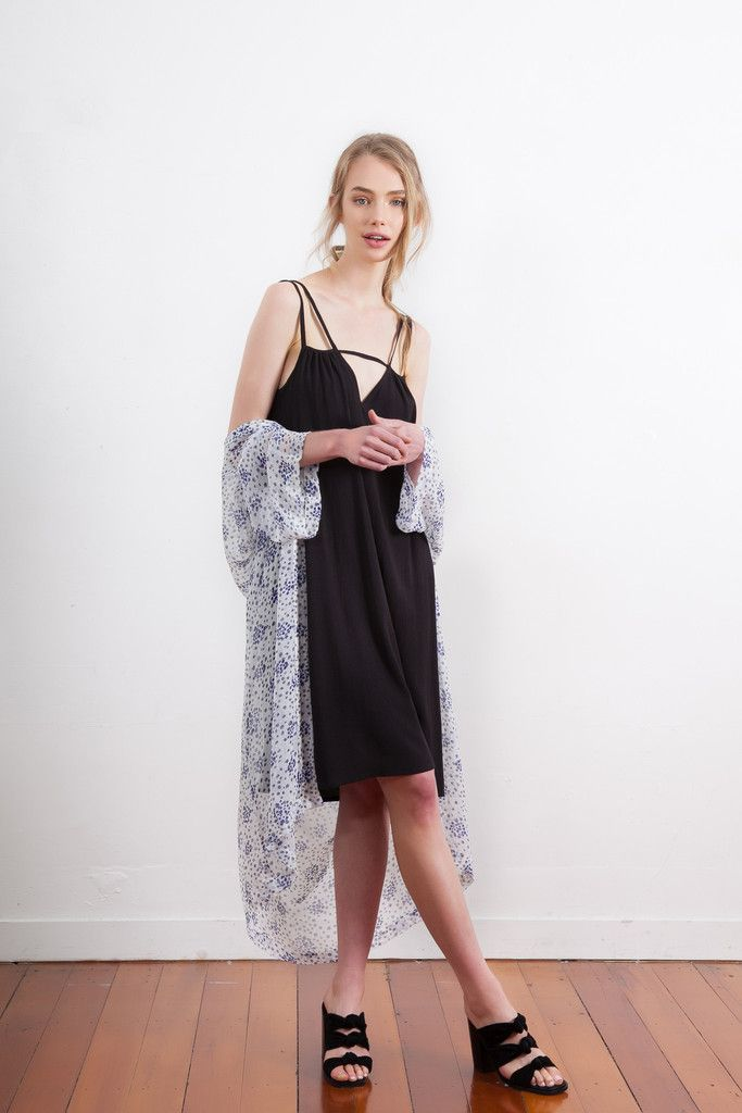 Getaway Slip Dress