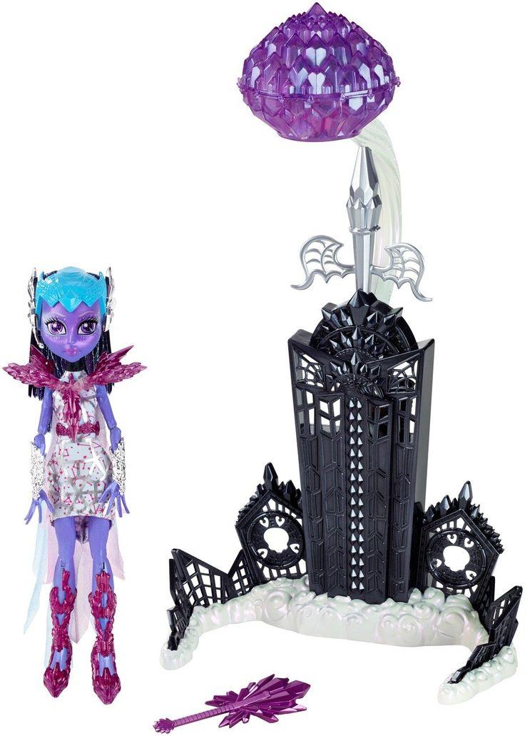 Monster High - Chw58 - Poupée Mannequin - Playset Comète D'astranova: Amazon.fr: Jeux et Jouets