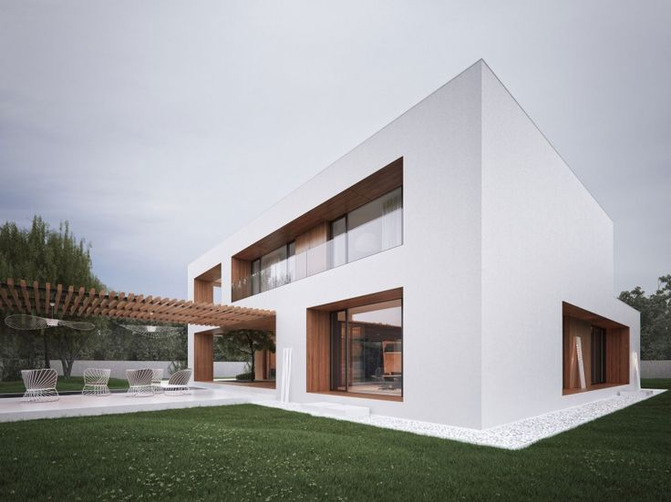98 best Dream Home images on Pinterest Architecture, A well and - moderne huser 2015