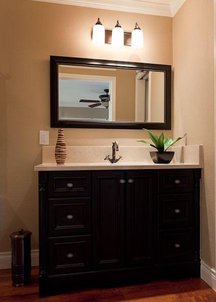 41 best bathroom ideas images on pinterest bathroom bathrooms and half bathrooms for Discount bathroom vanities austin texas