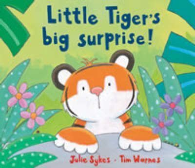 Little-Tiger-isnt-happy-when-Mummy-Tiger-tells-him-he-will-soon-have-a-brot-her-or-sister-and-when-he-tells-his-friends-Little-Elephants-brother-dribbles-and-Little-Bears-brother-is-sick-Daddy-Tiger-persuades-him-that-h-aving-a-baby-brother-can-be-fun-but-when-he-gets-home-he-finds-a-sister