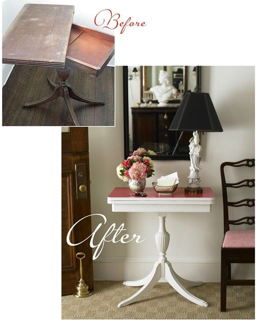 Itu0027s Written On The Wall: Great Before And After Photos For DIY Furniture  Get
