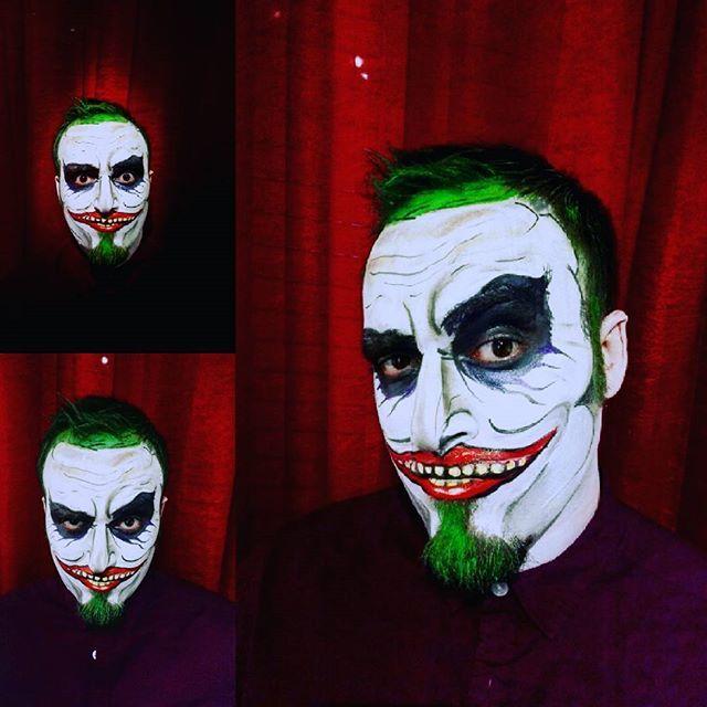 #joker #facepaint  #pintacaras #superstar #aguacolor #aquacolor #makeupartist #makeup #bodyart  #facepainting #kryolan  #grimas #villano #villain #batman #maquillaje #maquilladora  #makeupjunkie #comics #suicidesquad  #escuadronsuicida #dccomics #smile #sonrie