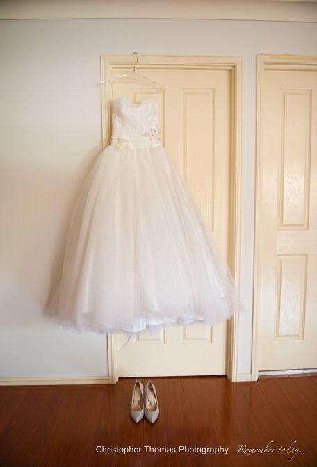 Wedding Photographer Brisbane, Brisbane Wedding dress, Christopher Thomas Photography