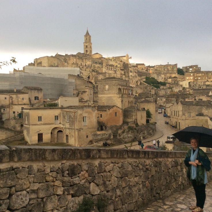 Day 8 Italy: Gallipoli to Matera (Sassi)