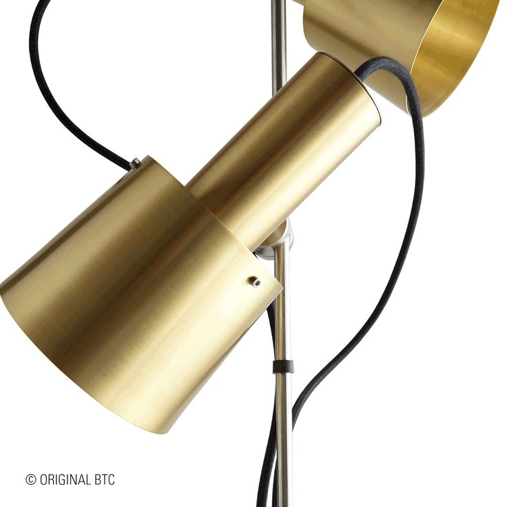 The Chester Floor Light makes for the perfect reading light and is available in sleek satin brass, or satin copper. Take a closer look.....