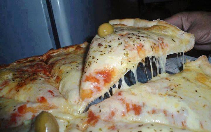 Receita de Massa de Pizza