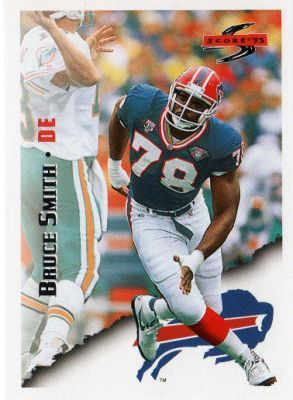 #2 DE Bruce Smith Buffalo Bills