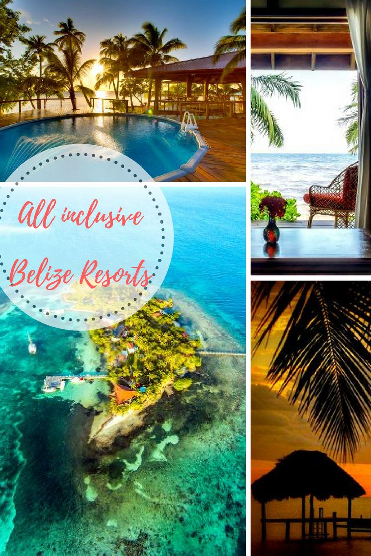 All the best resorts in Belize reviewed  http://www.luxury-resort-bliss.com/all-inclusive-resorts-in-belize.html