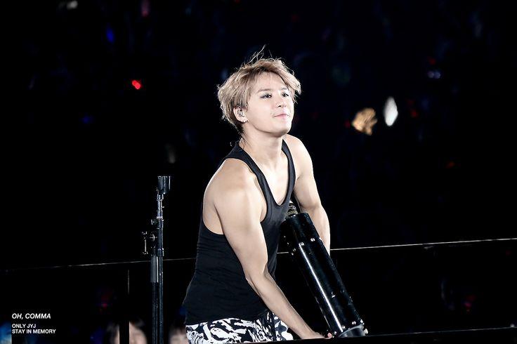 [HQ PICS] 141224 2014 JYJ Japan Dome Tour ~一期一会(Ichigo Ichie)~ Concert in Fukuoka (Day 2) – Part 5 | JYJ3