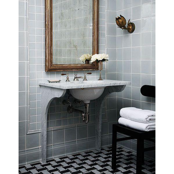 77 best images about salles de bains on pinterest bath - Comment faire une salle de bain ...