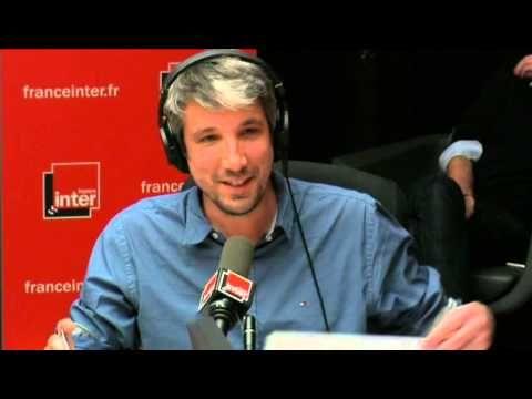 Guillaume Meurice. Compte-rendu sur France Inter  du Championnat de France de tricot.