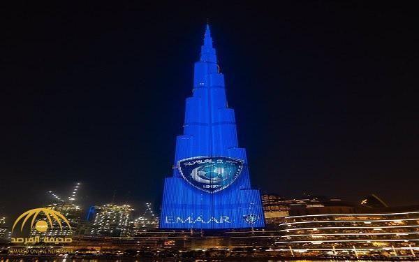 لهذا السبب برج خليفة في دبي يتوشح علم الهلال فيديو Burj Khalifa Empire State Building Landmarks