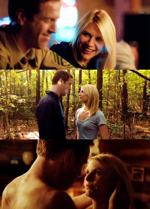 """""""This was love...you and me."""" -Brody <3 #HOMELAND"""