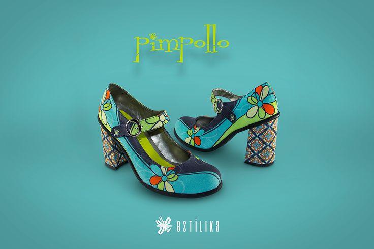 Te gustan nuestros zapatos de tacón Estilika Pimpollo?, ahora puedes visitarnos en nuestro sitio https://www.facebook.com/estilika/   Estílika #mujer #tendencia #moda #zapatos #diseñoindependiente #talentocolombiano