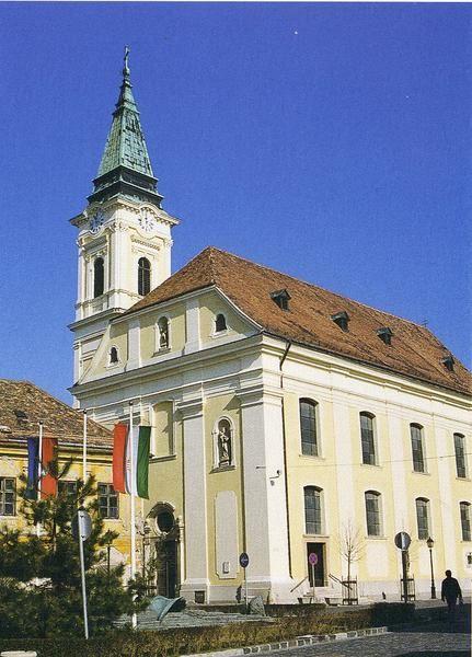Szt. Imre templom, Székesfehérvár, Hungary