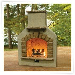 sonoma outdoor fireplace. Outdoor GreatRoom Sonoma Gas Fireplace Surround with Optional Log Set 47 best deck and patio ideas images on Pinterest  Patio
