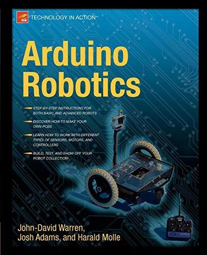 Download Pdf Arduino Robotics Technology In Action Free Epub Mobi Ebooks Arduino Robotics Books Learn Robotics