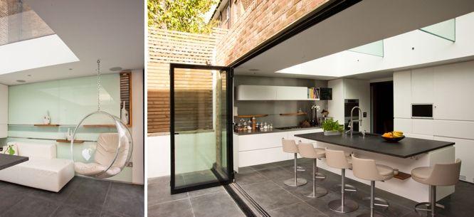 Modern Kitchen Extension
