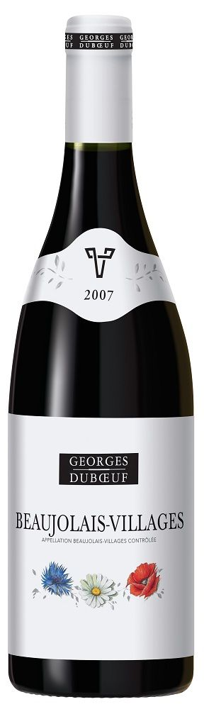 beaujolais-villages, Georges Duboeuf or Louis Jadot