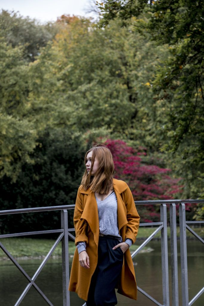 Outfit: Herbststimmung - The Pink Flamingo Diaries