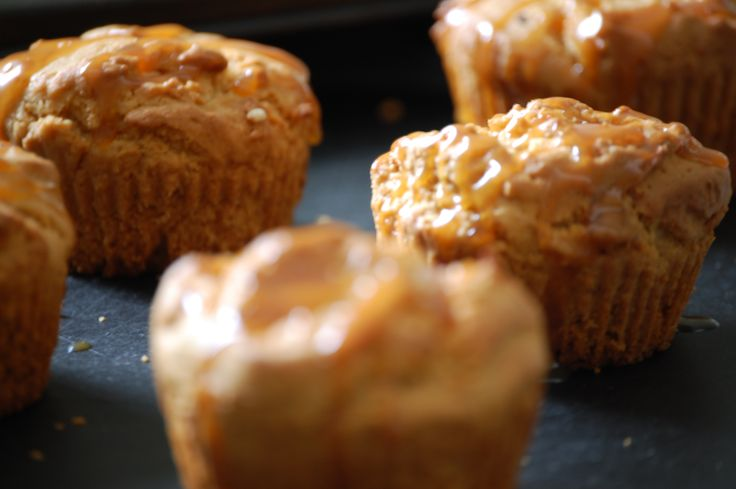 Sweet Treats - Salted Caramel Muffins