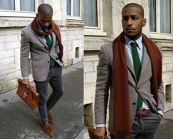 roupas masculinas estilosas - Pesquisa Google: Men S Style, Men S Fashion, Guy, Greentie, Mens Fashion, Ties, Suits, Wear