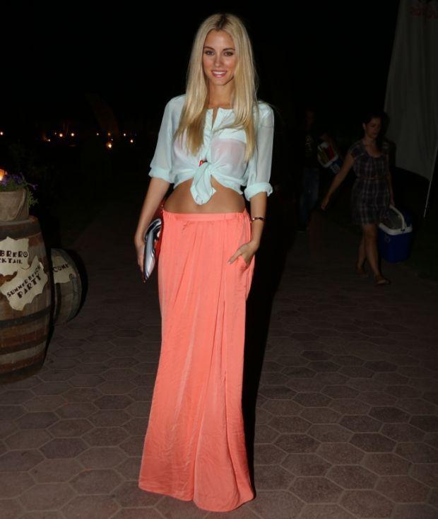 Δούκισσα Νομικού - To look της στο μεγάλο πάρτι του ΑΝΤ1 : look of ...